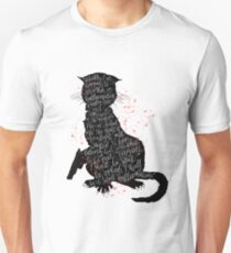 The Master and Margarita, by Mikhail Bulgakov Slim Fit T-Shirt