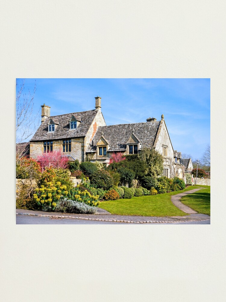 Alternate view of Captivating Property. Photographic Print