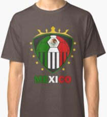 Mexican Flag World Cup T-Shirt Classic T-Shirt