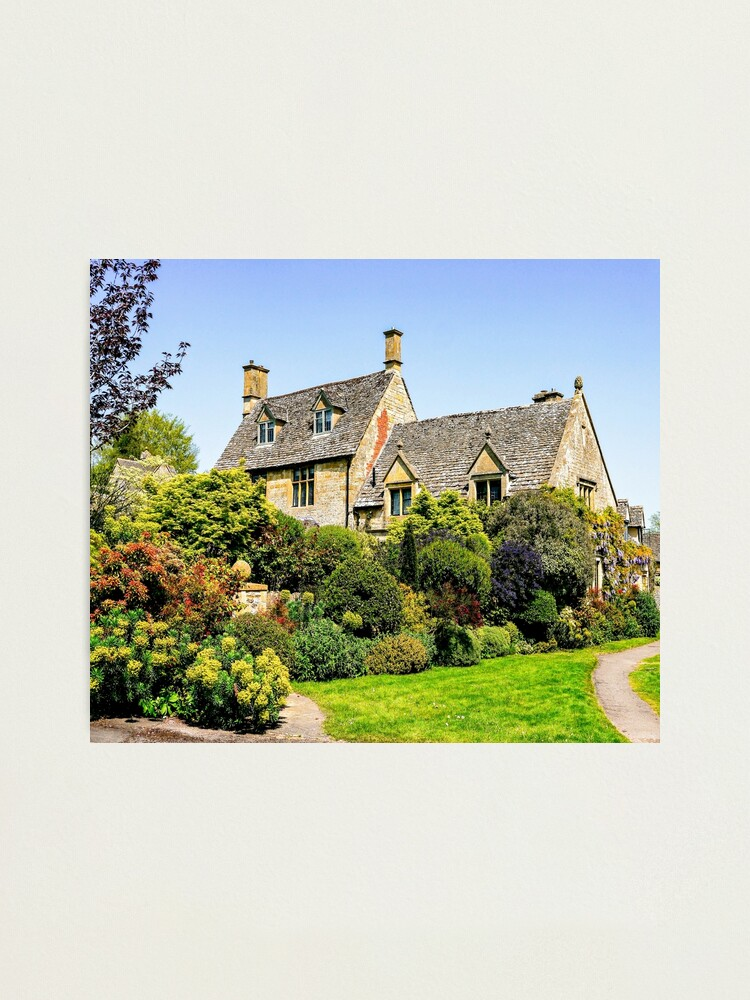 Alternate view of Glorious Cotswolds Photographic Print