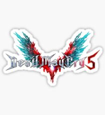 Devil May Cry 5 Sticker