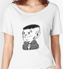 tiny frank. Women's Relaxed Fit T-Shirt