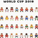 WC18 by 8bitfootball