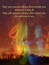 Fire Dance by Veronica Schultz