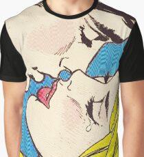 POP ART ROMANCE Graphic T-Shirt