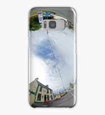 Glencolmcille - Biddy's Crossroads Pub(Sky-in) Samsung Galaxy Case/Skin