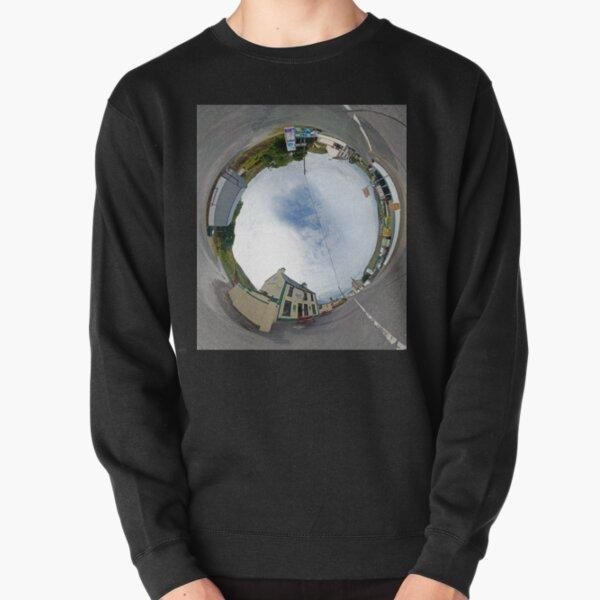 Glencolmcille - Biddy's Crossroads Pub(Sky-in) Pullover Sweatshirt