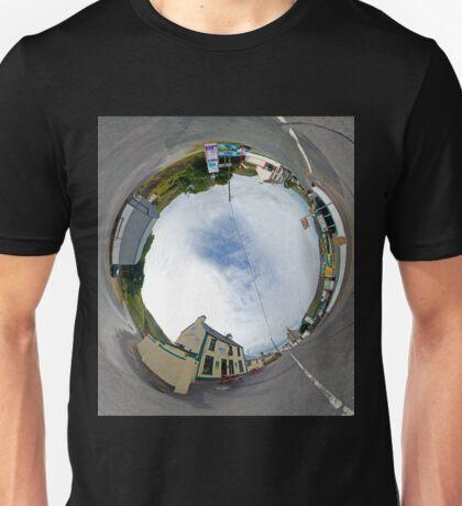Glencolmcille - Biddy's Crossroads Pub(Sky-in) T-Shirt