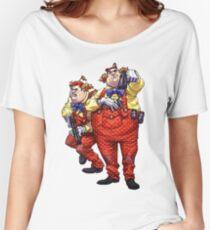 Tweedledum and Tweedledee - Arkham Asylum Character Bio Women's Relaxed Fit T-Shirt