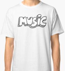 Doodle 02 - HHTY 10 Classic T-Shirt