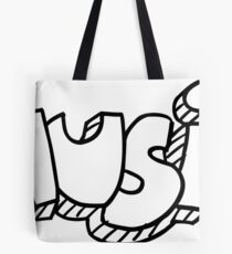 Doodle 02 - HHTY 10 Tote Bag