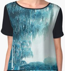 Beyond the Solar System Chiffon Top