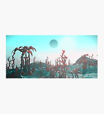 Beyond the Solar System Photographic Print