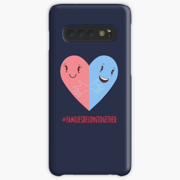 Families belong together. Stop separating families. Samsung Galaxy Snap Case