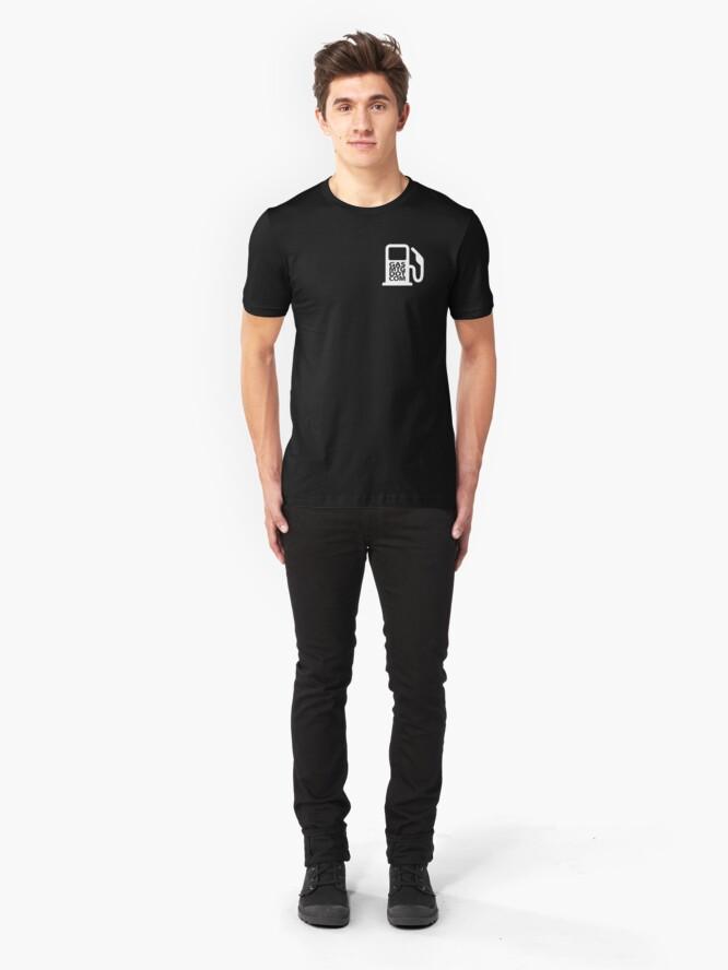 Alternate view of Original Recipe Slim Fit T-Shirt