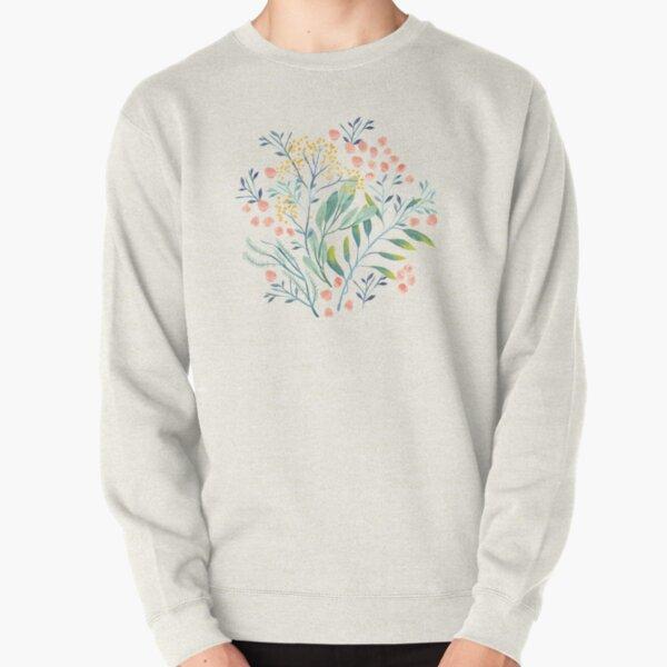 Botanical Garden Pullover Sweatshirt