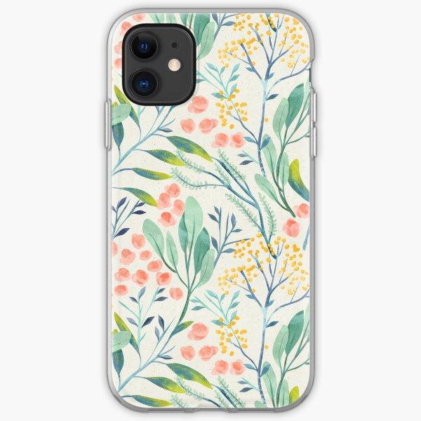Botanical Garden iPhone Soft Case