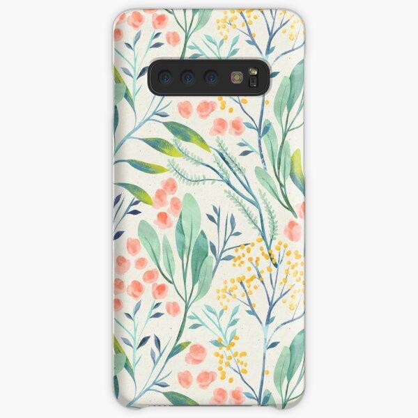 Botanical Garden Samsung Galaxy Snap Case
