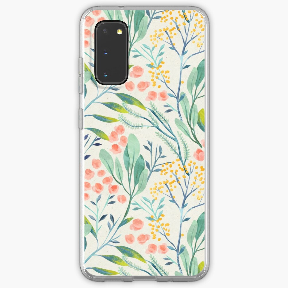Botanical Garden Case & Skin for Samsung Galaxy