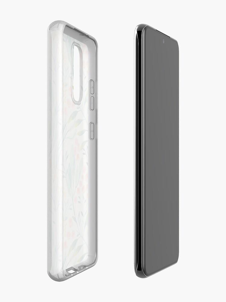 Alternate view of Botanical Garden Case & Skin for Samsung Galaxy