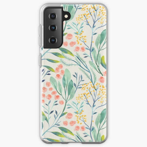 Botanical Garden Samsung Galaxy Soft Case