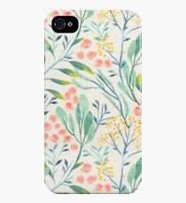 Botanical Garden iPhone 4s/4 Case