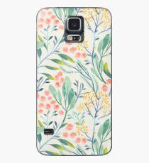 Botanischer Garten Hülle & Klebefolie für Samsung Galaxy