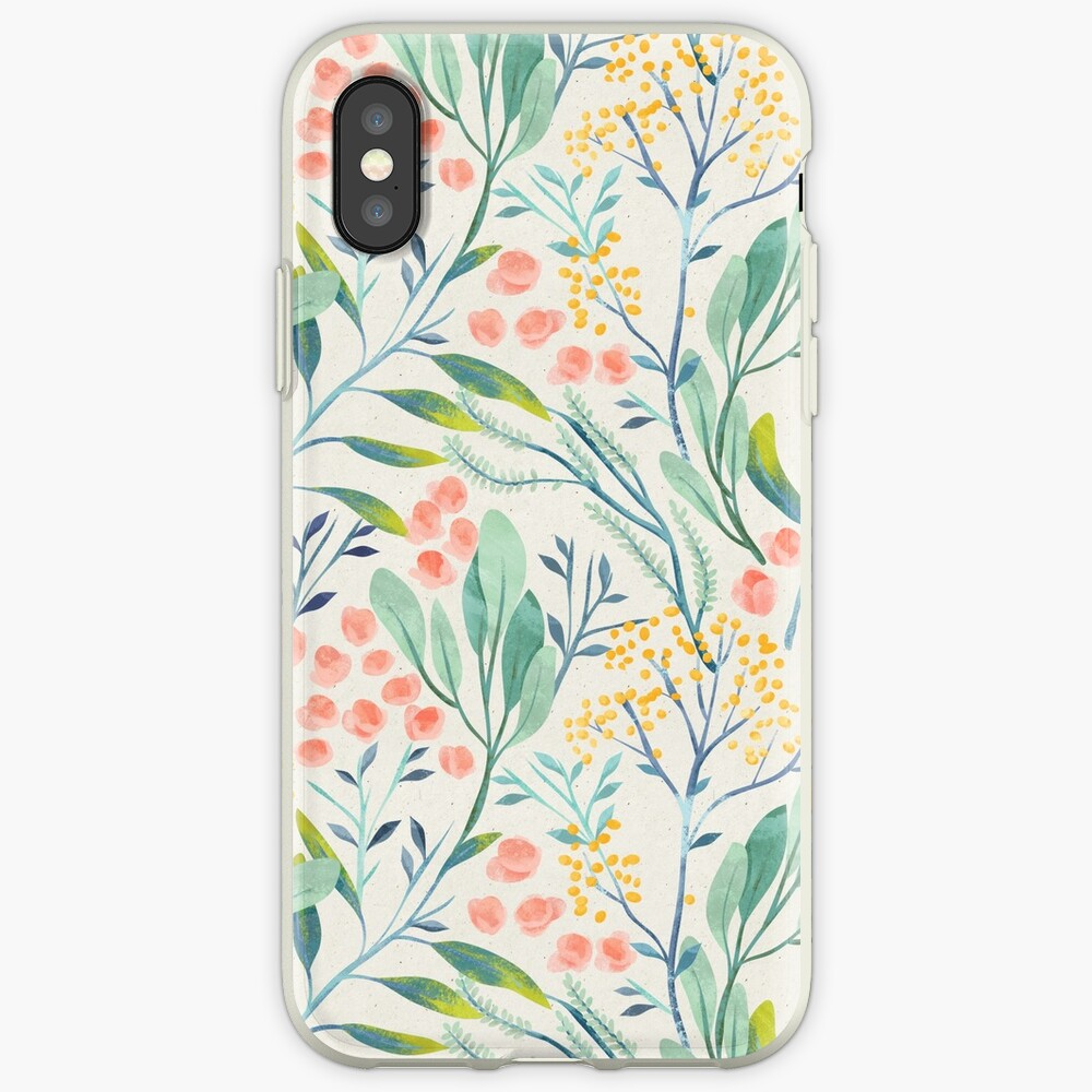 Botanical Garden iPhone Case & Cover