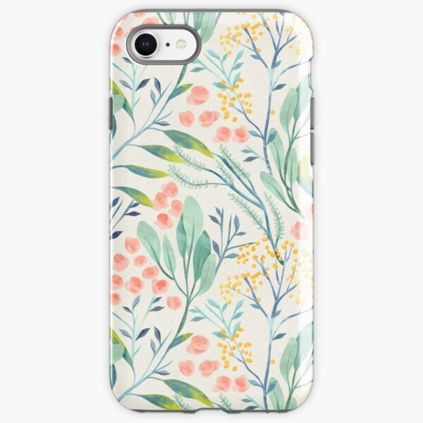 Botanical Garden iPhone Tough Case