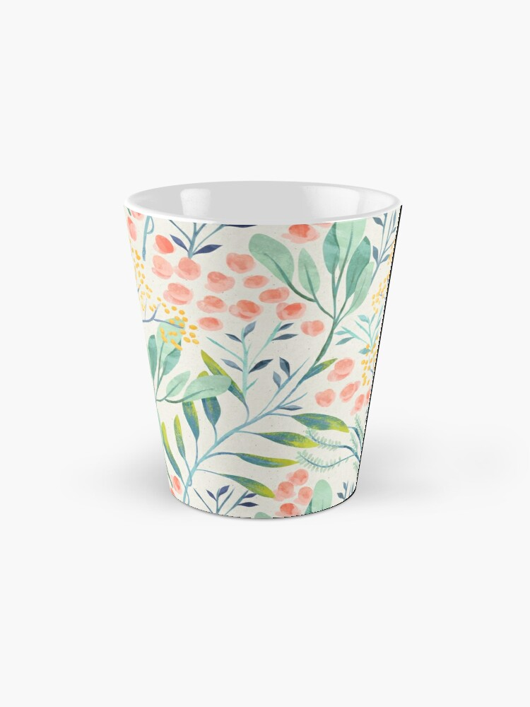Alternate view of Botanical Garden Mug