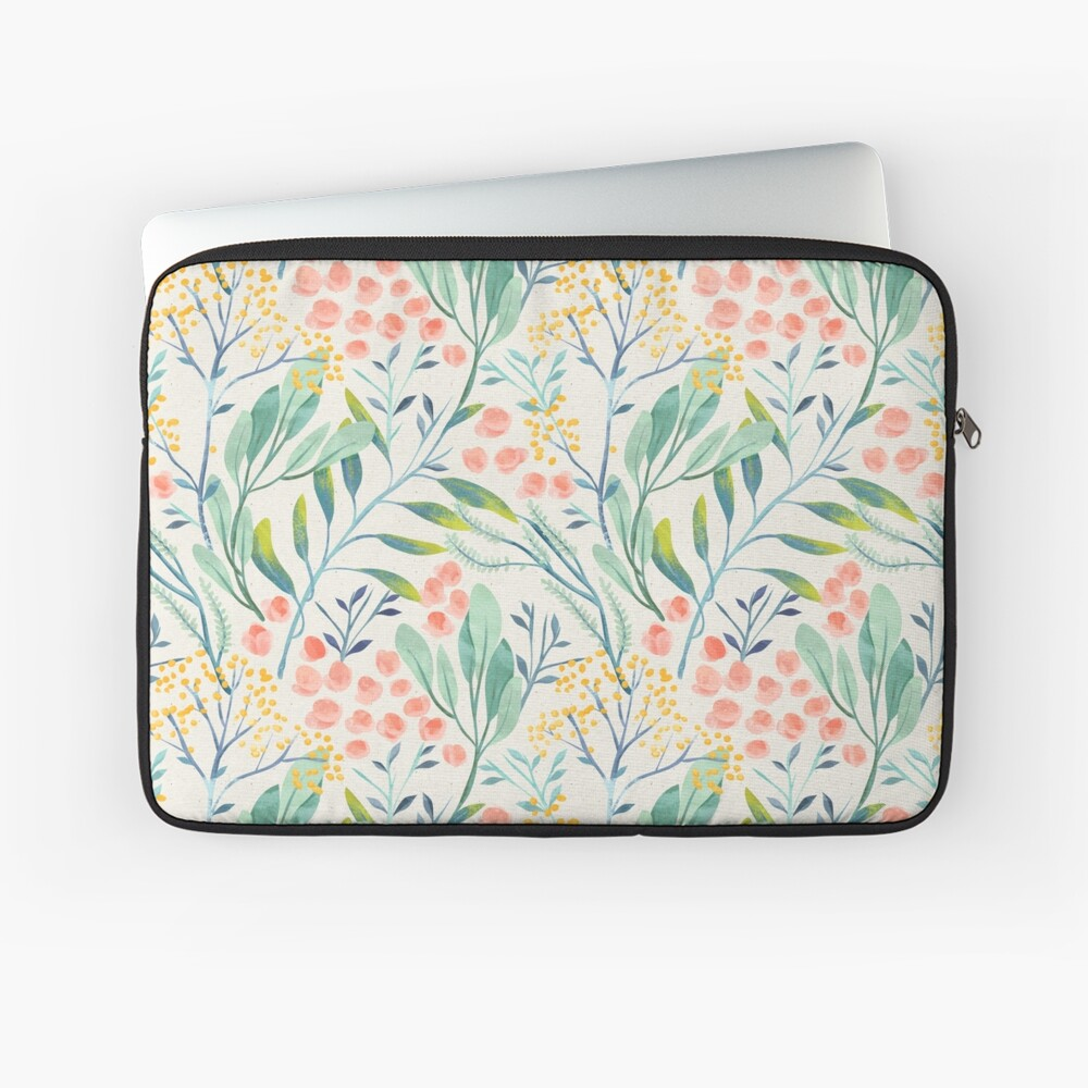 Botanical Garden Laptop Sleeve