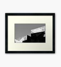 Corner #1 Framed Print