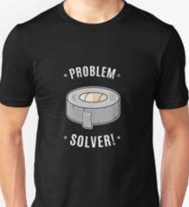 Klebeband - Problemlöser Slim Fit T-Shirt