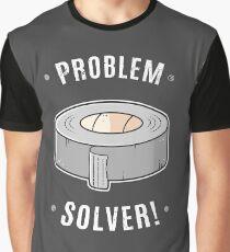 Camiseta gráfica Duct Tape - Problem Solver