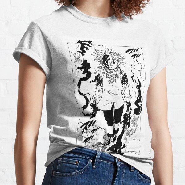 MELIODAS NANATSU NO TAIZAI Classic T-Shirt