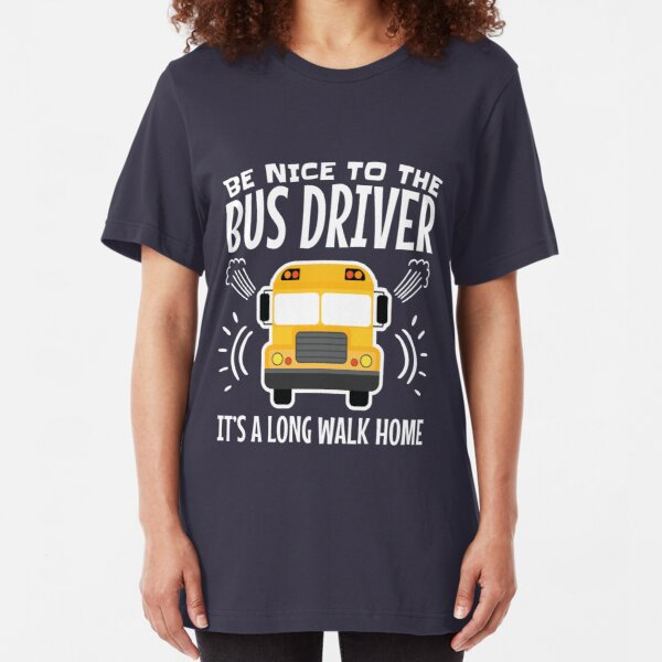 Bus Driver Tshirt Design God Made Bus Drivers T Shirt