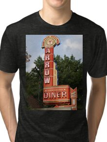 The Red Arrow Diner, Manchester, NH Tri-blend T-Shirt