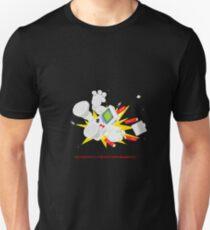 "8 Bit Buzz Bot v3.0.1 ""GameBoid""  Unisex T-Shirt"
