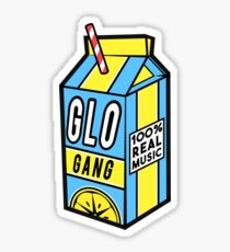 GLO GANG Sticker