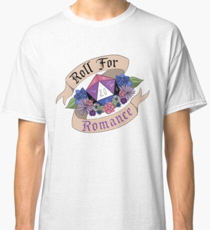Roll For Romance - Genderfluid Pride Classic T-Shirt