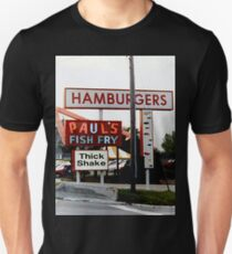 Paul's Hamburgers Unisex T-Shirt