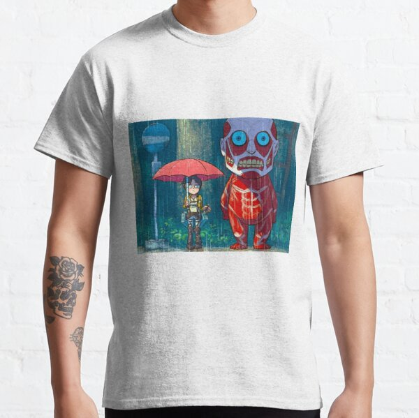 ATAQUE EN TITAN Camiseta clásica