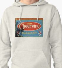 Cheerwine Sign 2 Pullover Hoodie