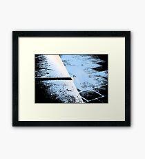 Corner #4 Framed Print