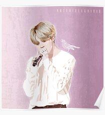 Singing Bird - BTS Jimin Poster