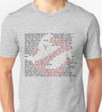 Ghostbusters Quote Logo T-Shirt