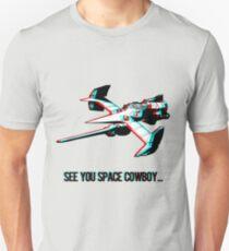 Wir sehen uns Space Cowboy Bebop Unisex T-Shirt