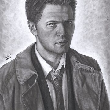 Castiel by XFchemist-Art