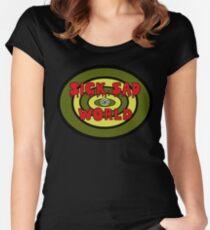 Sick Sad World Women's Fitted Scoop T-Shirt