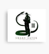 Snake Eater Canvas Print